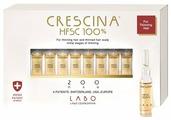 Crescina Ампулы для стимуляции роста волос для мужчин, дозировка 200