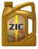 Моторное масло ZIC X9 LS DIESEL 5W-40 4 л