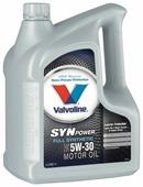 Моторное масло VALVOLINE SynPower 5W-30 4 л