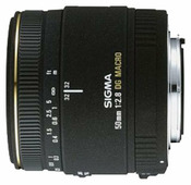 Объектив Sigma AF 50mm f/2.8 EX DG MACRO Sigma SA