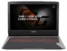 Ноутбук ASUS ROG G752VS