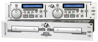 DJ CD-проигрыватель JB-Systems MCD580