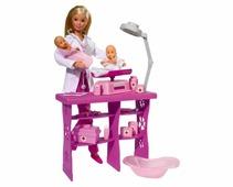 Simba Кукла Steffi Love Штеффи Детский доктор, 29 см, 5732608
