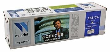 Картридж NV Print CE312A для HP