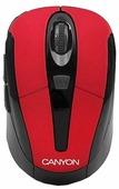 Мышь Canyon CNR-MSOW06R Red USB