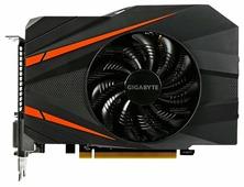 Видеокарта GIGABYTE GeForce GTX 1060 1556MHz PCI-E 3.0 6144MB 8008MHz 192 bit 2xDVI HDMI HDCP