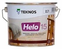 Лак TEKNOS Helo 15 (2.7 л)
