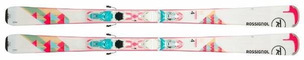 Горные лыжи Rossignol Famous 4 (17/18)