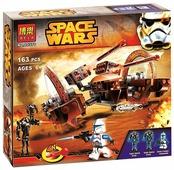 Конструктор BELA Space Wars 10370 Дроид Огненный град