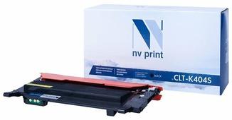 Картридж NV Print CLT-K404S для Samsung