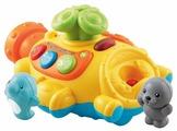 Игрушка для ванной VTech Подводная лодка (80-113626)