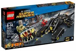 Конструктор LEGO DC Super Heroes 76055 Разгром в канализации убийцы Крока