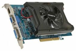 Видеокарта GIGABYTE Radeon HD 4650 600Mhz AGP 1024Mb 800Mhz 128 bit DVI HDMI