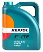 Моторное масло Repsol Elite Turbo Life 50601 0W30 5 л