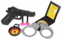 Игровой набор Yako Полиция M6093