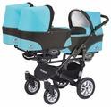 Универсальная коляска BabyActive Trippy (2 в 1)