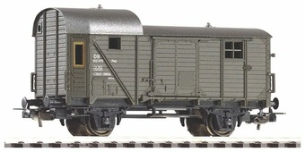 PIKO Грузовой вагон Pwg14, серия Hobby, 57704, H0 (1:87)
