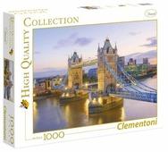 Пазл Clementoni High Quality Collection Мост Бридж Тауэр (39022), 1000 дет.
