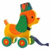 Каталка-игрушка DJECO Собачка Нэко (06232)