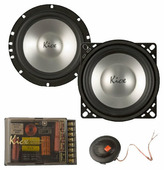 Автомобильная акустика Kicx ALN 6.3