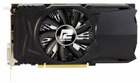 Видеокарта PowerColor Radeon RX 460 1212Mhz PCI-E 3.0 2048Mb 7000Mhz 128 bit DVI HDMI HDCP