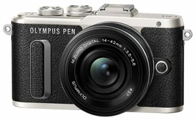 Фотоаппарат Olympus Pen E-PL8 Kit