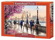 Пазл Castorland Along the River (C-200566), 2000 дет.