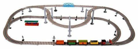 """Racing PRO Стартовый набор """"Классический поезд"""", 301"""