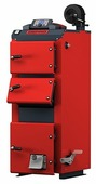 Твердотопливный котел Defro Optima Komfort Plus 10 10 кВт одноконтурный