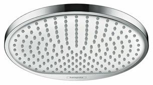 Верхний душ встраиваемый hansgrohe Crometta S 240 1jet 26723000 хром