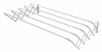 Сушилка для белья Лиана настенная раздвижная 0,6 м