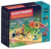 Магнитный конструктор Magformers Creator 703011 Приключение в горах