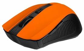 Мышь SVEN RX-345 Wireless Orange USB
