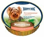 Корм для собак Happy Dog NaturLine телятина с рисом