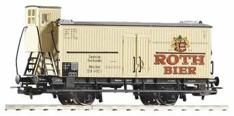 "PIKO Вагон-рефрижератор ""Roth-Bier"", серия Classic-Professional, 54891, H0 (1:87)"