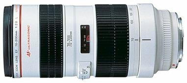 Длиннофокусный объектив Canon EF 70-200mm f/2.8L USM