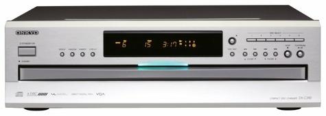 CD-чейнджер Onkyo DX-C390