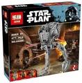 Конструктор Lepin Star Plan 05066 Разведывательный транспортный шагоход AT-ST