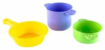 Набор посуды Пластмастер Посуда для повара 22151