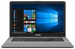 "Ноутбук ASUS VivoBook Pro 17 N705UD (Intel Core i5 8250U 1600 MHz/17.3""/1920x1080/8Gb/1000Gb HDD/DVD нет/NVIDIA GeForce GTX 1050/Wi-Fi/Bluetooth/Endless OS)"