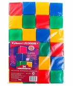 Кубики Строим вместе счастливое детство Джуниор 5178