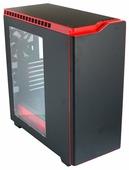 Компьютерный корпус NZXT H440 Black/red