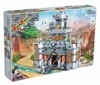 Конструктор BanBao Черный меч 8260 Замок 988 деталей