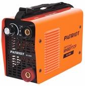 Сварочный аппарат PATRIOT DC 200C Mini (MMA)