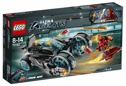 Конструктор LEGO Ultra Agents 70162 Перехват Инферно