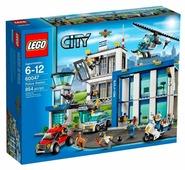 Конструктор LEGO City 60047 Полицейский участок