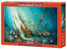 Пазл Castorland Ocean Treasure (C-103805), 1000 дет.