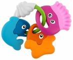 Прорезыватель-погремушка Chicco Морские животные 5956