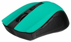 Мышь SVEN RX-345 Wireless Green USB