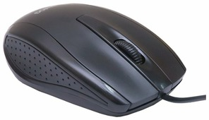 Мышь Dialog MOP-04BP Black USB